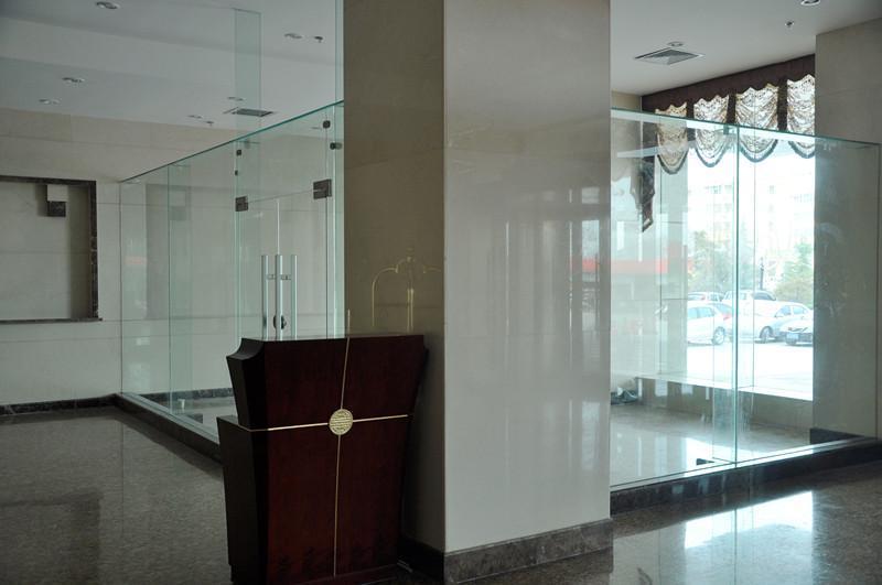 暗花隔断欧式玻璃