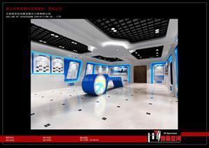 企业安全宣传栏囹�a_企业展厅设计