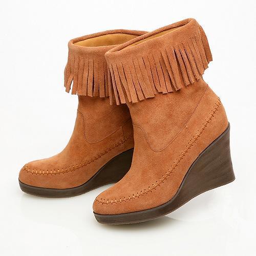 秋冬季靴子