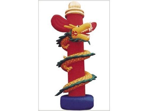 卡通气模-灯笼柱