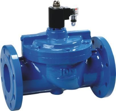 zct系列水用电磁阀图片