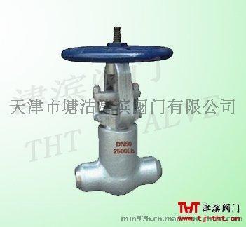 焊接 公称通径: dn50-400 型号: z61y焊接式闸阀 规格: dn50-400图片