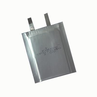 孚安特 cp073040 方形软包 fanso一次锂电池图片