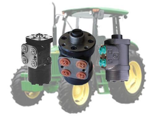 拖拉机液压方向改装图 拖拉机液压方向机 五菱之光改装液压方向