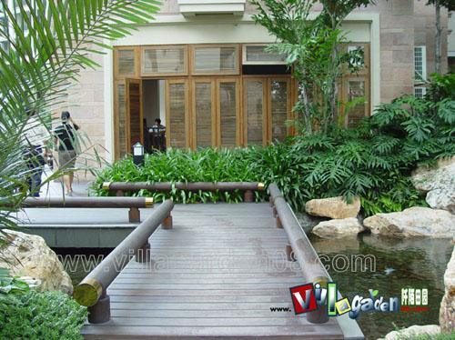 园_园桥(庭院设计)