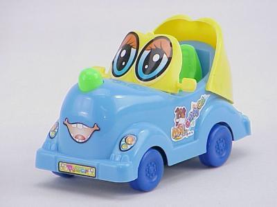 卡通玩具车