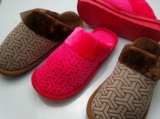 幼儿园泥工作品拖鞋
