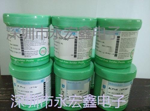 ALPHA锡膏(OM338/OM325)