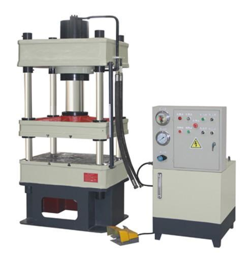 yq32-200t四柱液压机图片