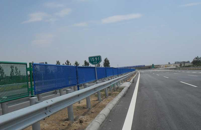 高速公路波形护栏板
