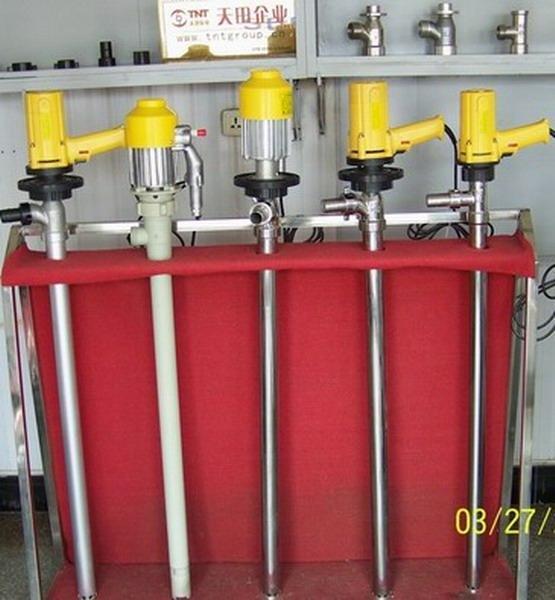 电/气插桶泵(sb fy ctb)
