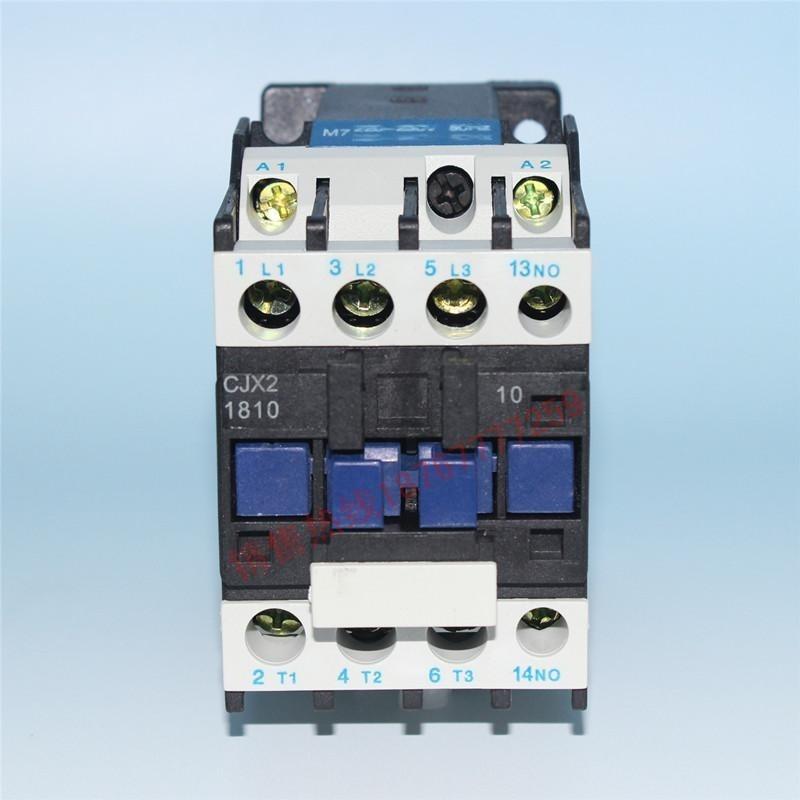 cjx2交流接触器结构特征:   cjx2交流接触器为模块式结构,功能组合