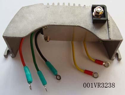 汽车发电机电压调节器 1,调节器, 电压调节器, 电子调节器生高清图片
