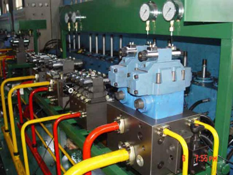 冶金行业液压系统