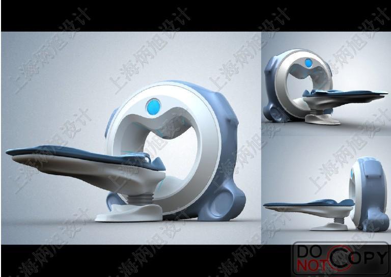 伽马刀医疗设备产品设计