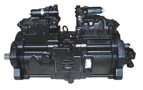 液压泵总成及配件图片