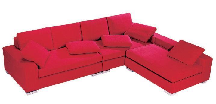 布艺转角沙发 (7002)