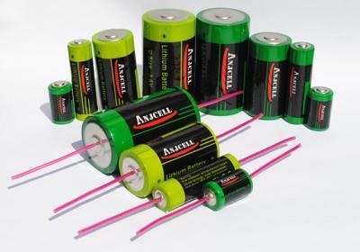 安捷赛锂电池图片