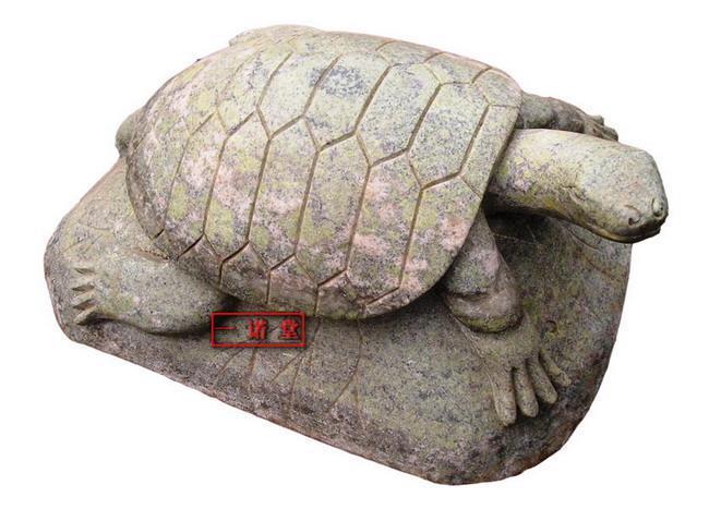 产品目录 工艺品 雕刻和雕塑品 石雕 03 绿乌龟图片