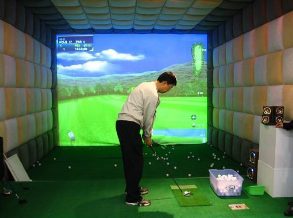 室内模拟高尔夫【批发价格,厂家,图片,采购】-中国制造网,北京宜康+