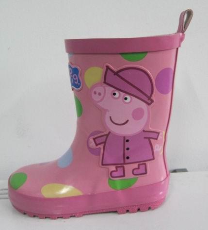 卡通橡胶雨鞋【批发价格