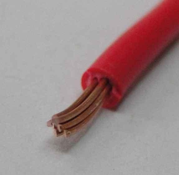 软线电缆接头做法图解