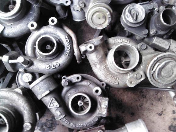 宝来,大众,奥迪,丰田涡轮增压器 原装拆车; 涡轮增压器[2013-08-06]图片