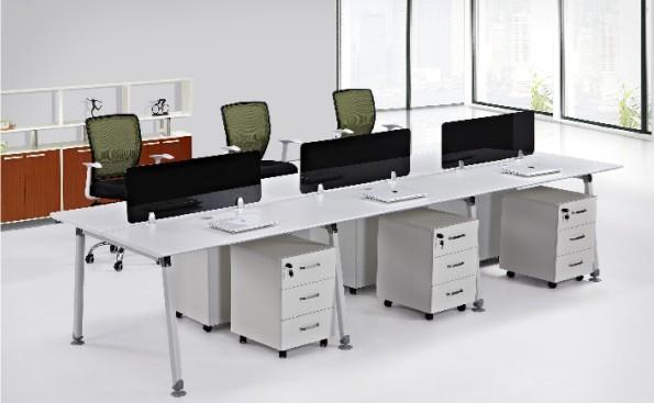 六人位组合办公桌yo-203图片