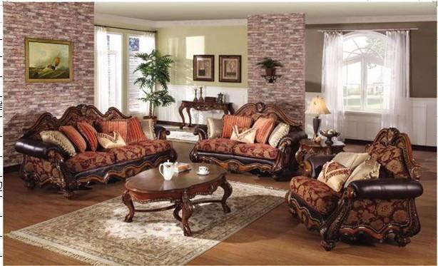 高档美式沙发