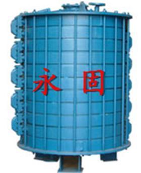 搪瓷片式冷凝器 中国制造网,靖江市永固搪瓷制品厂