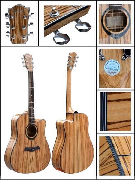 吉他画法步骤图