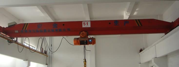 ld型1-10t单梁桥式起重机图片