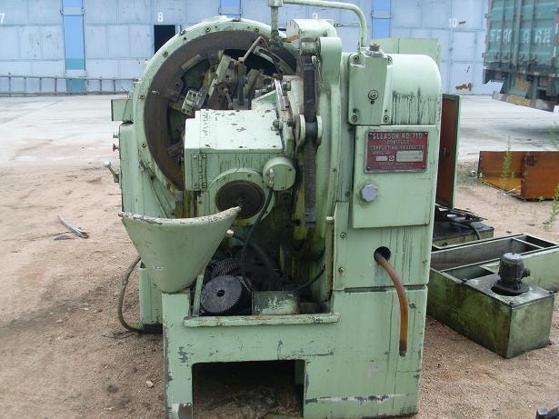 产品目录 工业设备及组件 齿轮和变速装置 齿轮 03 格林森伞齿刨图片
