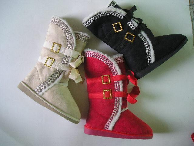 雪地靴批发 - 中国制造网靴子