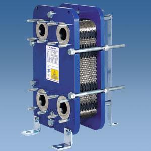 阿法拉伐板式换热器图片