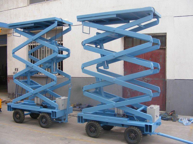 苏州 液压升降机(sjy0.5-14)图片