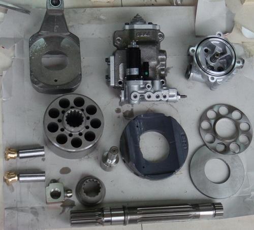 k3v112dtp液压泵配件图片