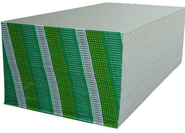 石膏板(分为普通纸面石膏板