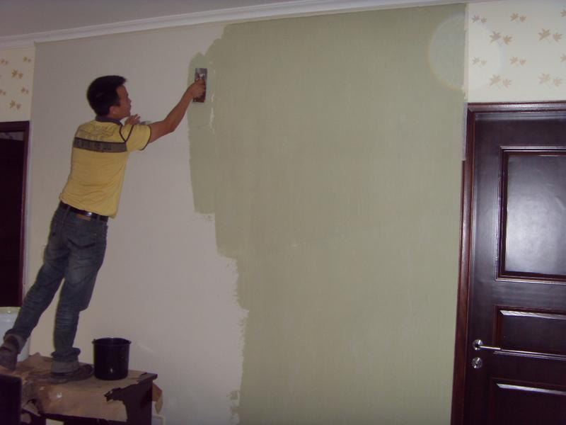 二手房翻新,墙面翻新图片