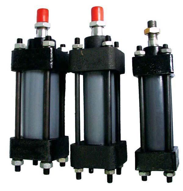mob,hob油缸/液压缸(hob63*150)图片