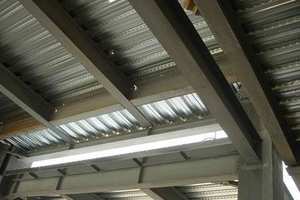 楼承板,压型钢板