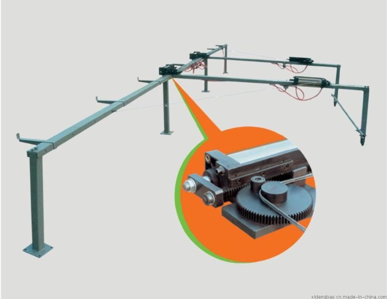 钢丝气动折弯机(zw-ii)图片