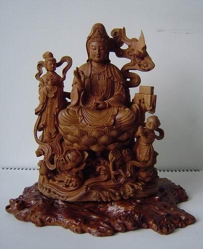 木雕佛像图片,木雕佛像高清图片 莆田市华艺雕刻厂,中国制造网