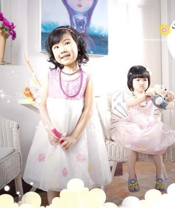 儿童婚纱裙【批发价格