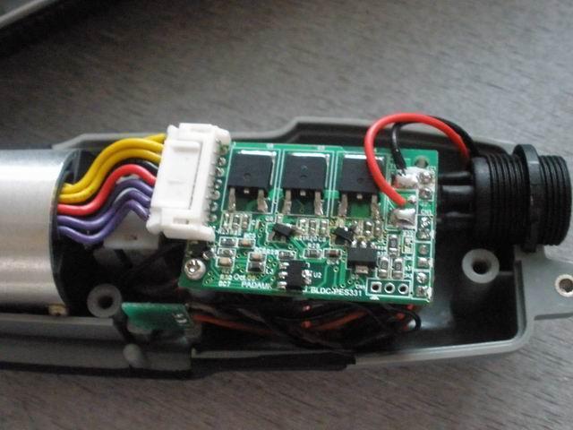 制3相无刷直流电动机控制器主要 电钻,电动工具的应用可编程电机图片