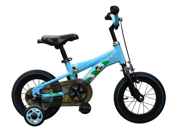 优适童车-丛林系列12寸儿童自行车【批发价格