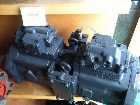 三一335c-8挖掘机液压泵图片