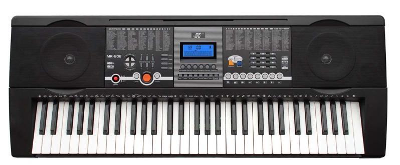美科电子琴mk-906图片