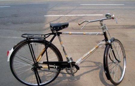 非机动车 自行车 03 28寸老式凤凰样式双梁载重自行车   订货量(件)