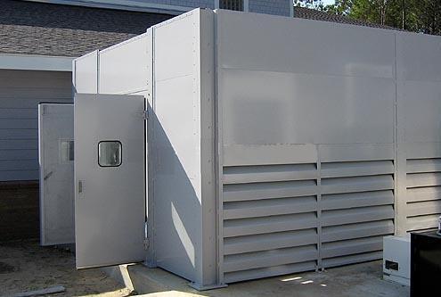 色吧苍井空囹�a_空调室外机噪声治理